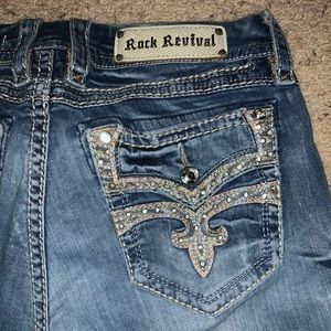 Rock Revival Easy Boot Jeans